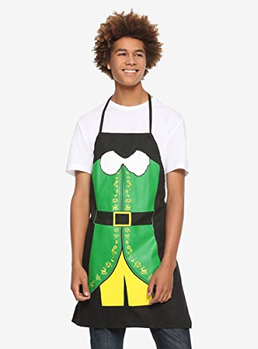 Hot Topic Elf Buddy The Elf Costume Apron ()