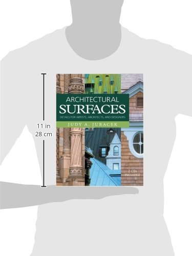 Architectural Surfaces: Details for Artists, Architects, and Designers (Surfaces Series)