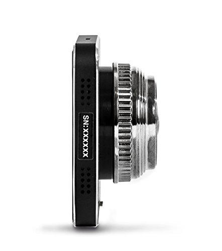 Falcon Zero Touch PRO HD Dash Cam [TOUCH SCREEN] 1080p 24/7 Surveillance, Multi Vehicle Use, 32 GB SD Card Included by Falcon Zero (Image #3)