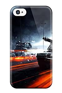 Gaudy Martinezs's Shop New Style Fashionable Style Case Cover Skin For Iphone 4/4s- Battlefield 5202189K67427362