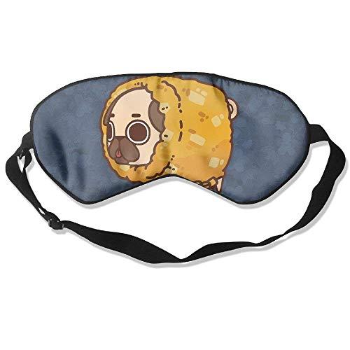 Potato Puffs 99% Eyeshade Blinders Sleeping Eye Patch Eye Mask Blindfold for Travel Insomnia Meditation