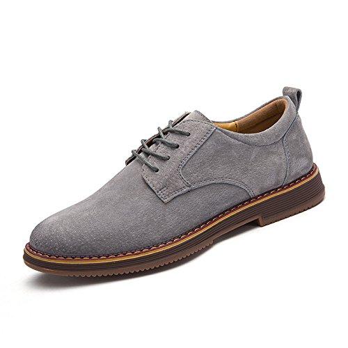 Sand Vache Grey zmlsc Printemps Chaussures Eté Slip Femme Hommes Occasionnels Hiver Chaussures Business Plage Automne w7AgwP4