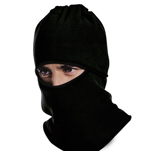 [Freehawk Fleece Fabric UV Protection Cold-proof, Windproof, Dustproof Repellent Breathable Multi-function Balaclava Mask Outdoor Mask, CS Mask for Outdoor Sports, Party Masks, Decroration] (Toy Gas Mask)