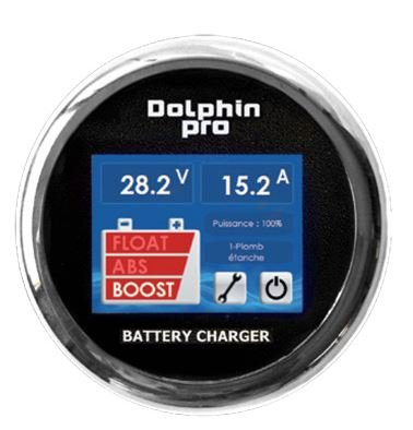 Scandvik Dolphin Pro 99520 Touchview Controller