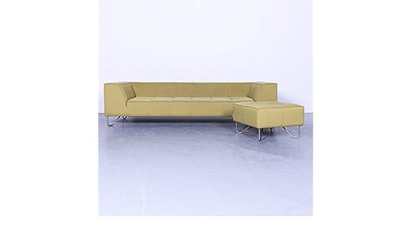 Bo Concept Milos Stoff Sofa Garnitur Lind Grün Dreisitzer ...