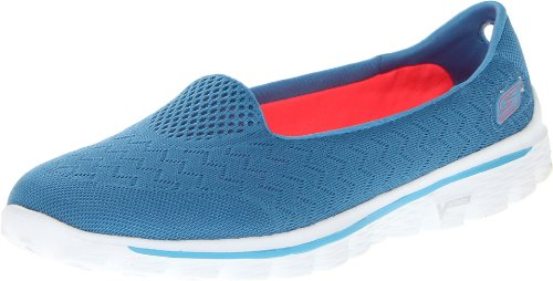 8a8034179944 Skechers Performance Women s Go Walk 2 Axis Slip-On Walking Shoe ...