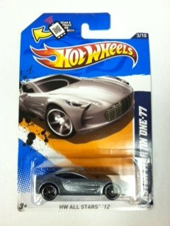 Buy Hot Wheels Aston Martin One 77 3 10 Online At Low Prices In