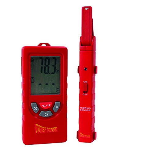 (Power Probe TEMPKIT Red Temperature Kit)