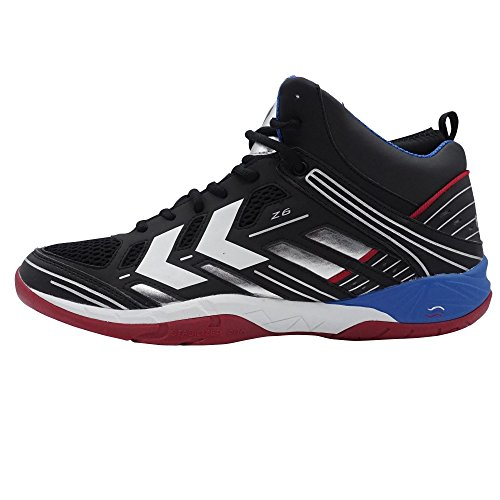 Hummel Omni Court Z6High Trophy Zapatillas de balonmano Negro, negro negro