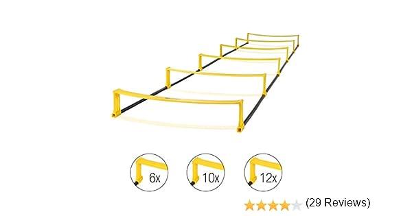 High Pulse escalera de coordinacion – escalera con vallas para un ...