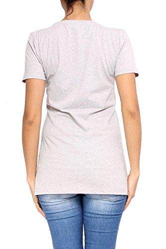 DIESEL - Women's Cotton T-Shirt TANTOH