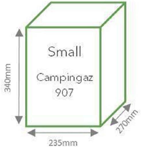 Taquilla de gas pequeña para Campingaz 907 – Solo taquilla ...
