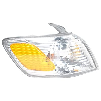 OE Replacement Toyota Camry Front Passenger Side Signal Light (Partslink Number TO2531136): Automotive [5Bkhe0908201]