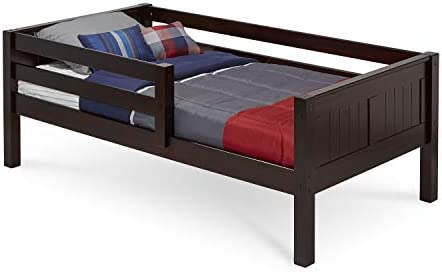 Camaflexi Panel Style Solid Wood Day Bed