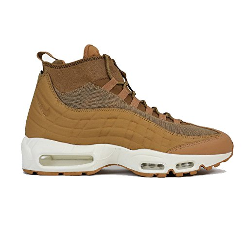 outlet store 90049 7211b NIKE Air Max 95 Sneakerboot Men's Boot Flax/Flax/Ale Brown/Sail 806809-201  (11.5 D(M) US)
