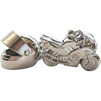 Amazon.com: Krator HBK-B KEYCHAIN (New 3D Motorcycle Cruiser ...