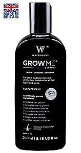 Shampoos stimulate hair growth