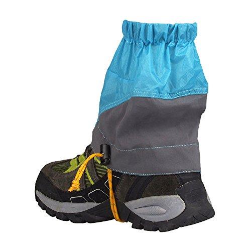 HSL 1 paar unisex - snowproof wasserdicht ultra - light - gamaschen, bootsfahrten fischerei skifahren himmelblau