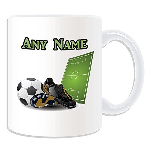 Personalised Gift - Football Mug (Sport