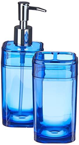 Kit Banho Splash Coza Azul