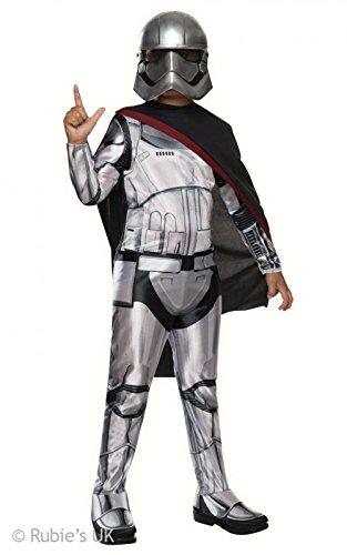 Star Wars The Force Awakens Stormtrooper Commander Costume Boys Medium: Age 5-7 years by Rubies