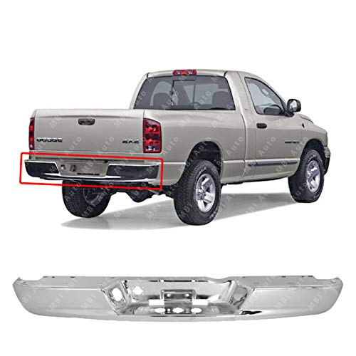 dodge 3500 rear bumper - 4