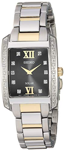 Seiko Dress Watch (Model: SUP405) ()