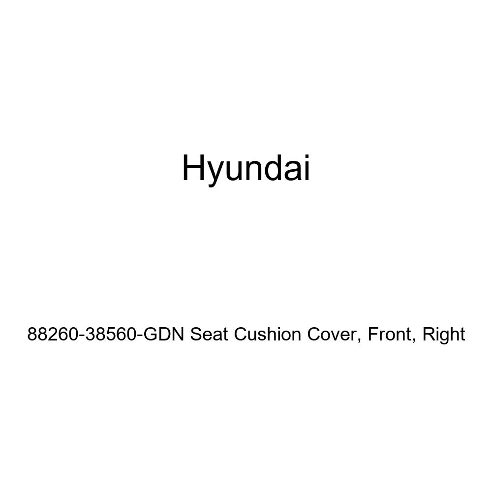 Genuine Hyundai 88260-38560-GDN Seat Cushion Cover Front Right