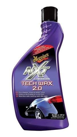 Meguiars G12718 NXT Generation Tech Wax 2.0 - 18 oz. New