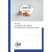 GESTION DES STOCKS (LA)