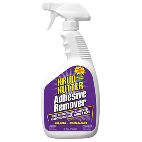 KRUD KUTTER AR32 Adhesive Remover, 32-Ounce - Non Toxic Adhesive Remover