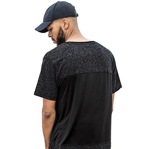 Cayler & Sons Long Shirt - Horizon Scallop schwarz