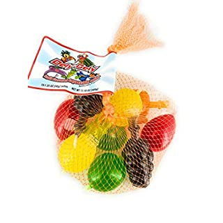 10 Pack Dely Gely Fruit Jelly