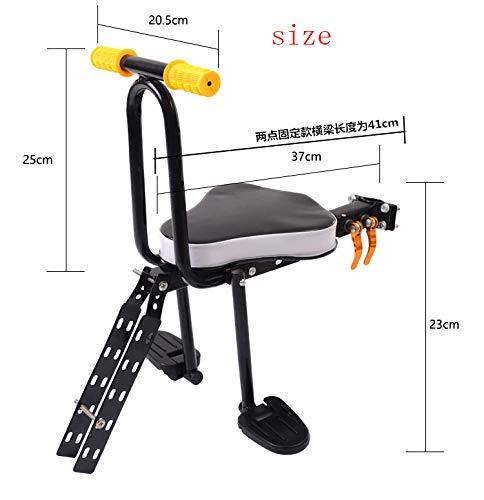 最安値に挑戦! 自転車部品のマウンテンバイクの子供の座席 ...
