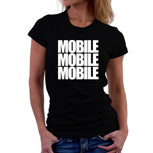 Mobile three words T-Shirt