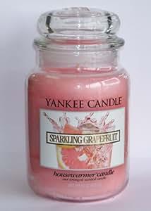 Sparkling Grapefruit - 22 oz Large Jar Yankee Candle