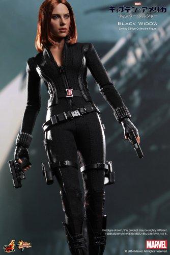 "41UBPr yZVL [Movie Masterpiece ""Captain America / Winter Soldier"" 1/6 scale figure Black Widow (secondary shipments)"