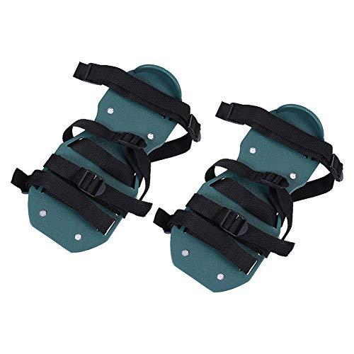 Garosa Zapatos para Airear El Césped Sandalias de Punta Reforzada de Pre-Ensamblado Sandalias para Aflojar El Suelo para...