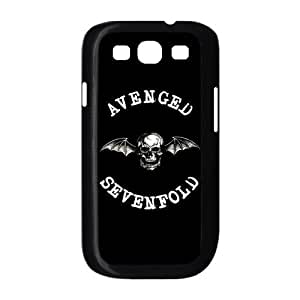 Personalized Hardshell Snap-on Back Cover Case for Samsung Galaxy S3 I9300 - A7X Avenged Sevenfold