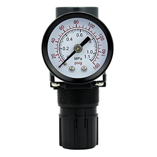 EXELAIR by Milton FRL (Mini) Air Regulator - 1/4