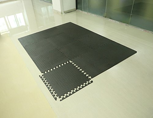 a4aec1ee33b6c innhom Gym Mat Gym Flooring Mat Puzzle Exercise Mat - Import It All