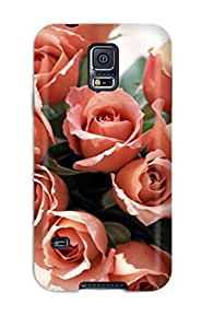 Shirley P. Penley's Shop Lovers Gifts For Galaxy S5 Premium Tpu Case Cover Roses Bunch Protective Case 6682457K42732150