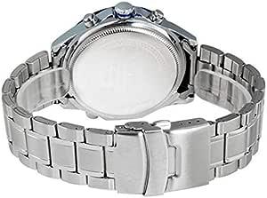 كورين 8149-Silver,Black ساعة للرجال