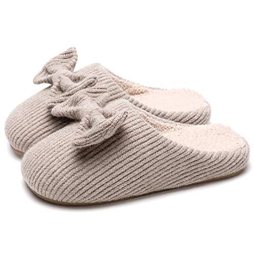 Cotone C 40 Pantofole Lavorate Casa Pantofole 39 Warm Antiscivolo Thick Per Maglia Indoor A Di Inverno Selling La Ordinary Light Lana a 81BBw