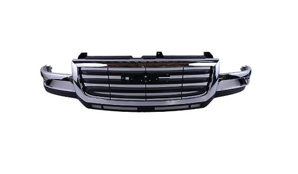Genuine GM Parts 15247902 Grille Assembly Genuine General Motors Parts
