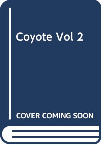 Pdf Graphic Novels Coyote, Vol. 2