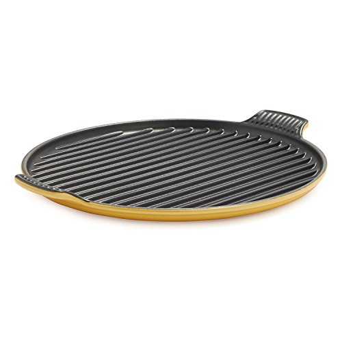 Le Creuset Bistro Grill L2085-325H, Honey, 12.5