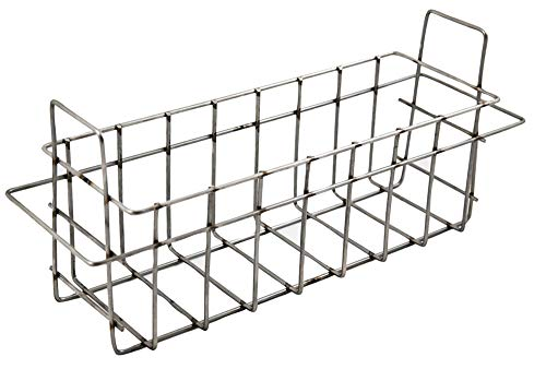 ESSENTIAL DEPOT Stackable Stainless Steel Basket for use with RED Silicone Mold (Natural and Red Colored) (No Mold Included)