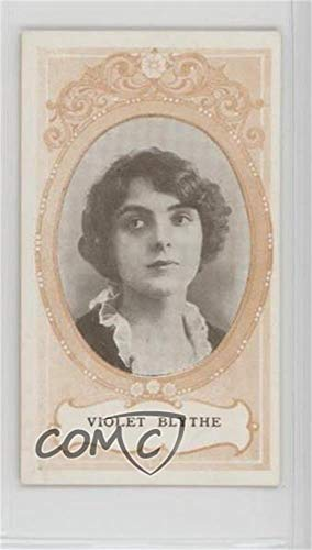 - Violet Blythe (Trading Card) 1916 Wills Actresses Series of 30 - Tobacco [Base] - Scissors Red Border Back #29