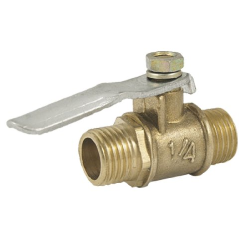 Connector Valve Male (uxcell 1/4